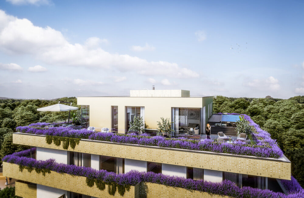 Gartenpark Korneuburg Penthouse