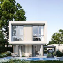 Villa Größe M