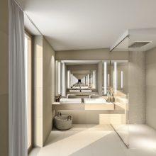 Villa Größe M Badezimmer