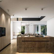 Villa Größe M Küche