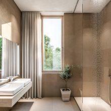 Villa Größe S Badezimmer