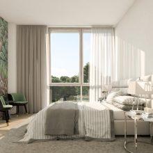 Villa Größe S Schlafzimmer